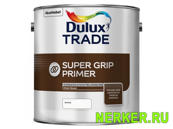 Dulux Super Grip Primer /Дулюкс Супер Грип  краска-грунтовка