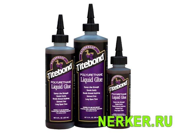 Полиуретановый клей Titebond Polyurethane Liquid Glue
